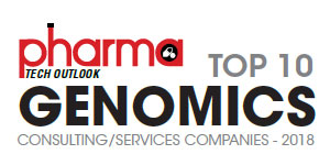Top 10 Genomics Consulting/Services Companies - 2018